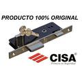 Cerradura De Embutir 35mm Cisa, 2 Pases, Puertas Y Rejas