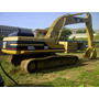 Alquiler De Excavadora Tipo Jumbo Caterpillar 325l