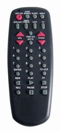 Control Remoto Universal Rca 4en1. Myp. - Bs. 1.399,99 en MercadoLibre