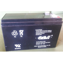 Batería Recargable, Casil, 12v, 7 Ah, Ca1270 (sovica)