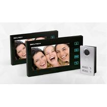 Intercomunicador Vídeo Portero 7 Secutech Duplex Vigilancia