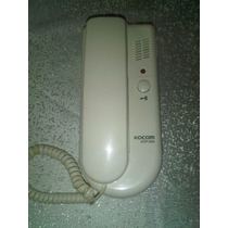 Intercomunicador Kocom Kdp-205 Made In Korea