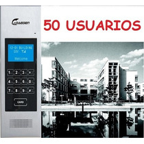 Intercomunicador Inalámbrico Gsm 50 Usuarios Condominios