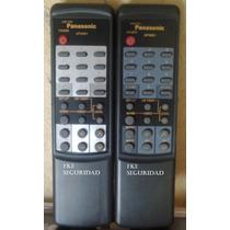 Control Remoto Panasonic Apn081 Incluye Forro Protector