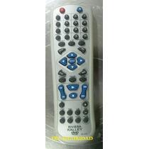 Control Remoto Dvd Riviera Kl210 Incluye Forro Protector