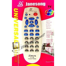 Control Remoto Tv Universal Inteligente Janesong Lcd Led.