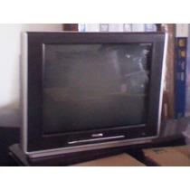 Televisor Phillips 29 Pulgadas Convencional Real Flat