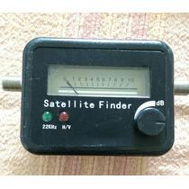 Satelite Finder Satfinder Medidor Satelital W4902