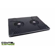 Base Enfriadora 2 Fan Cooler Usb Para Laptop 10-15 Pulgadas
