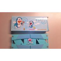 Ventilador Fan Cool Mini Lapto De Doraemon 12 Pulgada Azul