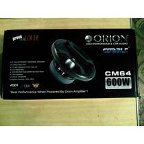 Medios 6 Orion Cm64 Cobalt (600watts)