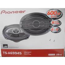 Cornetas Pioneer 600w Modelo 2014 Nuevas 5 Vias De Audio