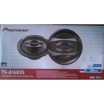 Cornetas Pioneer 6 1/2 Ts-a1683s De 280w 4 Vias Originales