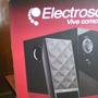 Sistema De Sonido Multimedia Electrosonic 2.1