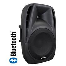 Corneta Amplificada Es-12blu 12pulg Bluetooth+usb+sd Gemini
