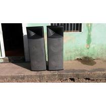 Vendo Mis Cajas Para Cornetas Doble 15 Sound Barrier