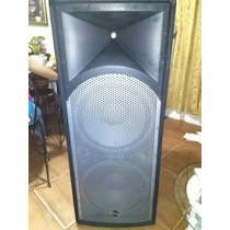 Cornetas Sound Barrier Pasivas Modelo Pcs 152sp Doble 15