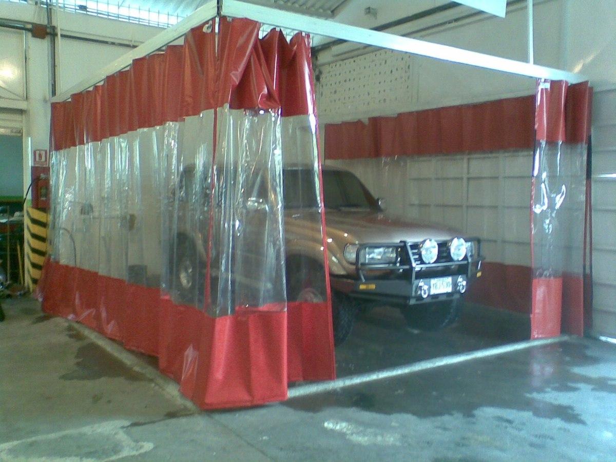 Cortinas y cabinas de pintura para la industria en gral caracas baruta este bs - Venta de cabinas de pintura ...