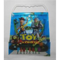 Bolsas Toy Story, Cars, Ben 10 Y + Para Cotillones.