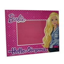 Portarretrato Para Niñas De La Barbie Marca Capi