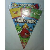 Cono Angry Birds, Sofía, Monster High Y + Para Cotillones.