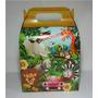 Cajas Y Conos Animales De La Selva, Lalaloopsy Y + Cotillón