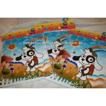 Bolsa Para Piñata Doki Spiderman Felíz Cumpleaños Cotillón