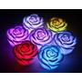 Rosas Led - Dan 7 Colores Para Cotillon, Regalos Cnv13