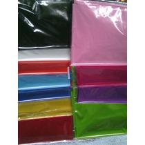 Mantel Plasticos Unicolores Para Fiestas