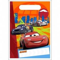 Bolsas Plasticas Para Cotillones-piñata De Cars, Tinkerbell