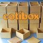 Cajitas Para Recuerditos Tapa Lisa 6x6x4 Mdf Cotillones
