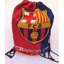 Bolso Para Cotillon Tula Barcelona Y Real Madrid