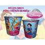 Tobo De Las Princesas Disney Perfecto Para Centro De Mesa