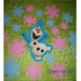 Copos De Nieve Para Decoración De Frozen O Navidad