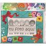 Set De 2 Portarretratos De Cartón Para Bebé Para Fotos 10x15