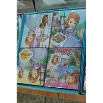 Mini Agendas De Princesa Sofia (docena)