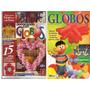 Colección De 12 Revistas De Decoración Con Globos En Pdf