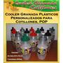 Cotillones Personalizados Cooler Granada Pop Recuerdos