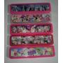 Cartucheras Plásticas Monster High, Princesas, Para Cotillón