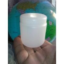 Envases Platicos Tipo Tarro 120gr (2oz) Para Cremas Cosmetic