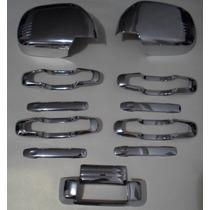 Kit Crkit Cromado Chevrolet Grand Vitara Con T Gasolina