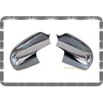 Kit Cromado Ford Fiesta Power Espejos Retrovisores Cromados