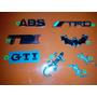 Emblemas O Logos Tunning Cromados V
