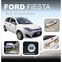 Kit Cromado De Fiesta Power, Max Y Move