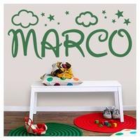 Vinilos Decorativos Personalizados Nombres De Niños Y Niñas