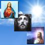 Imágenes Religiosas En Mdf Del Santo O Virgen De Su Devoción