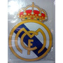 Calcomania Gigante Fc Barcelona Y Real Madrid (75cms)