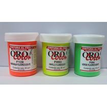 Pintura Al Frio Orocolor Fluorecente 60cc Por Unidad