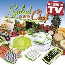 Salad Chef, El Increíble Raya Todo Para Ensaladas Perfectas!