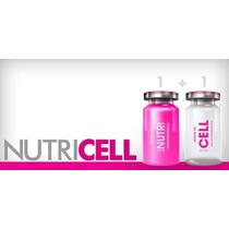 Ampollas Nutricell - Células Madres 100% Argan